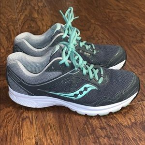 Women's Saucony Cohesion Running Shoes Sz 8.5W